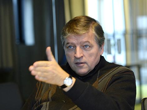 Der Sprecher der Pfarrer Initiative, Helmut Schüller