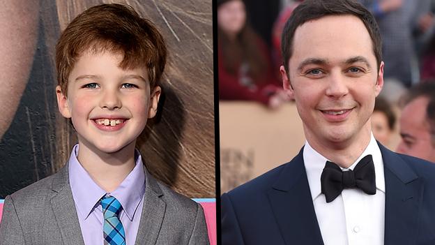 """Big Bang Theory"": So sieht der jungen Sheldon aus"