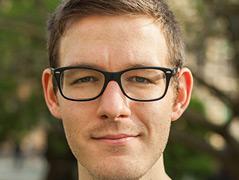 Porträtfoto des Historikers Markus Wurzer