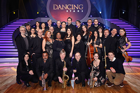"Das ""Dancing Stars"" Orchester"