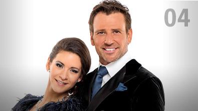 Volker Piesczek und Alexandra Scheriau