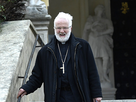 Weihbischof Andreas Laun