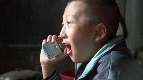 Im Brennpunkt  China: Generation der Zurückgelassenen  Originaltitel: Generation Left Behind