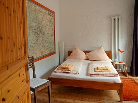 Ferienunterkunft, Schlafzimmer