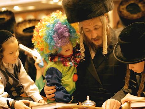 """Filmstill """"Happy Purim"""""""