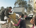 Christen fliehen aus Ägypten