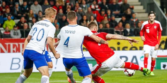 Testspiel Österreich Finnland