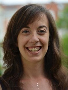 Pfarrerin Alexandra Battenberg