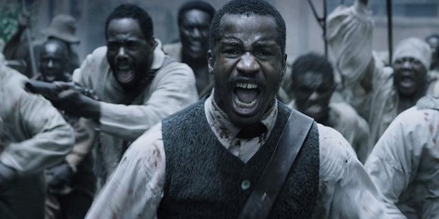 "Nate Parker in ""The Birth of a Nation"""