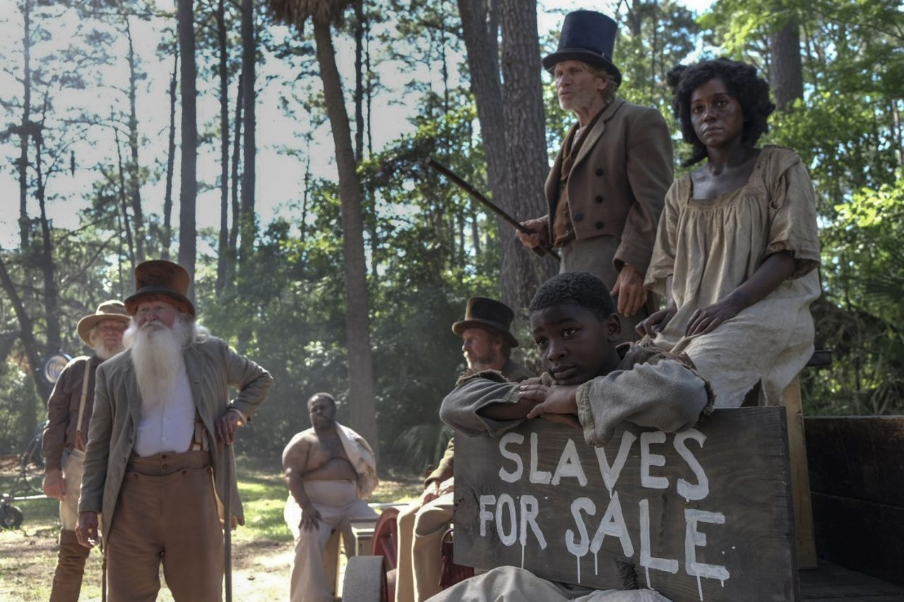 "Szenenbilder aus ""the birth of a nation"""