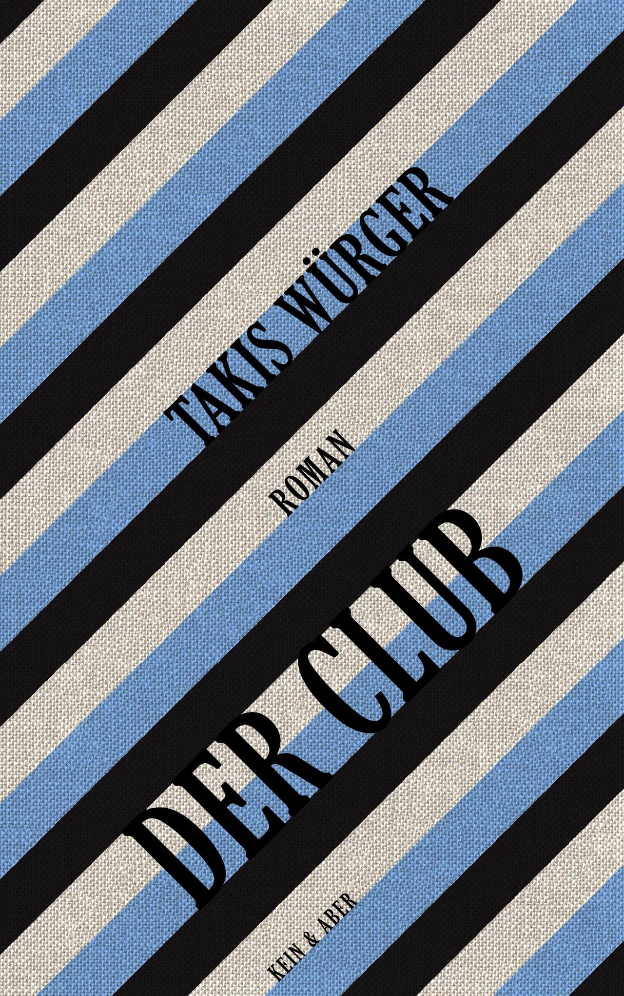 Buchcover mit Streifen