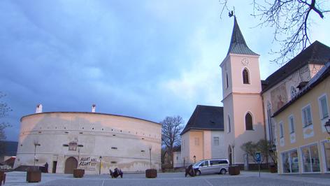 Aus dem Rahmen: Albrecht Dürer in Niederösterreich - Faszinosum schloss Pöggstall