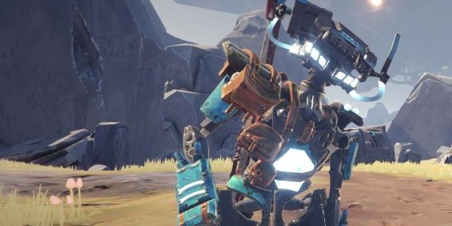 Screenshots aus dem Game Signal from Tölva