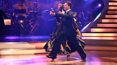 Ana Milva und Thomas in der vierten Show
