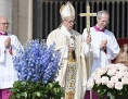 Papst Ostermesse
