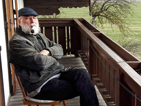 Der neue Eremit der Klause Saalfelden, Stan Vanuytrech