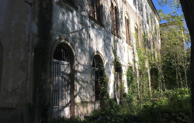 Altes Psychiatriegebäude