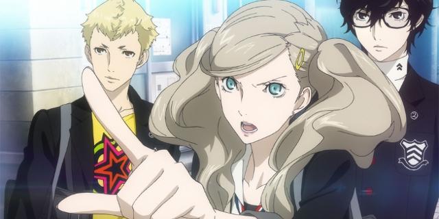 """Protagonisten aus """"Persona 5"""""""
