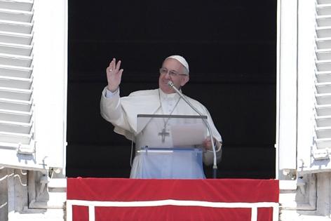 Papst Regina Coeli