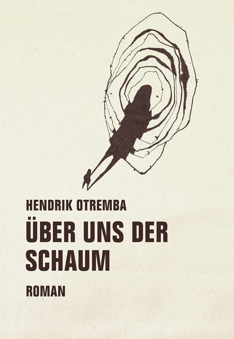 Cover Schaum von Hendrik Otremba