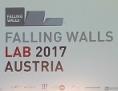 Preisverleihung Falling Walls Lab 2017