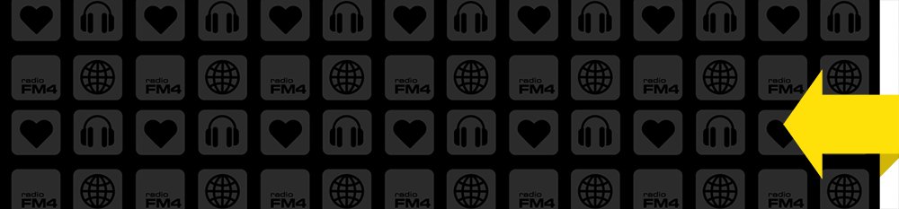 FM4 Pfeil Blanko Promo