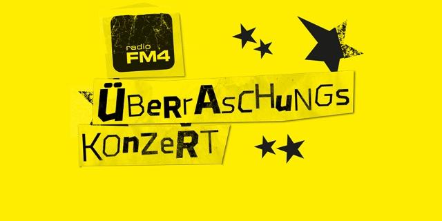 FM4 Überraschungskonzert
