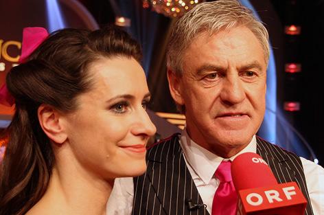 Walter und Lenka