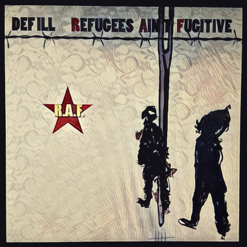 Albumcover von Def Ills R.A.F.