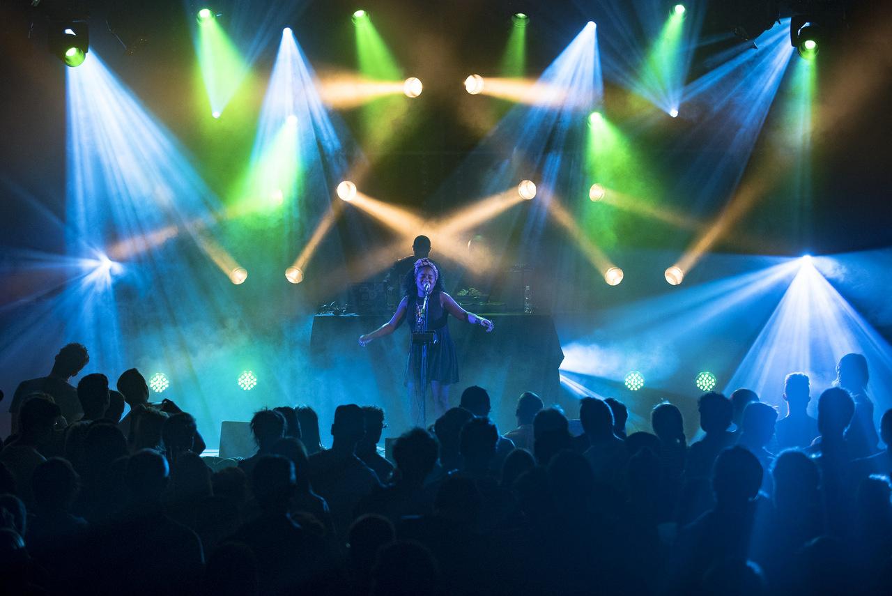 Donaufestival, zweites Wochenende: Equiknoxx