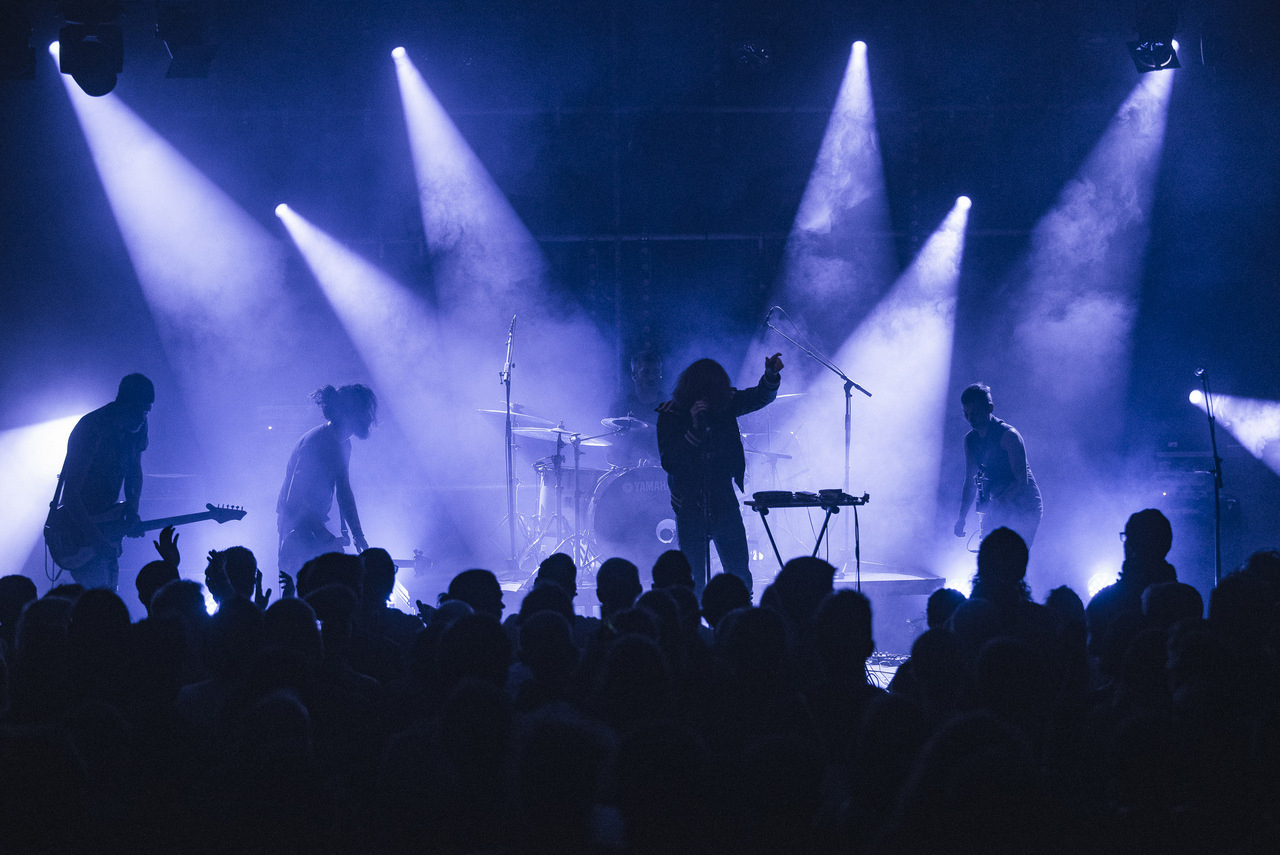 Bands am Donaufestival: Gnod