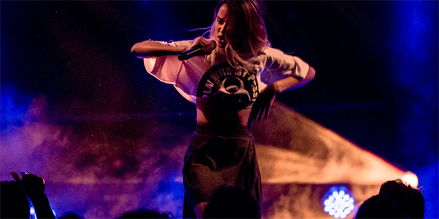 Acts am Donaufestival: Tommy Genesis