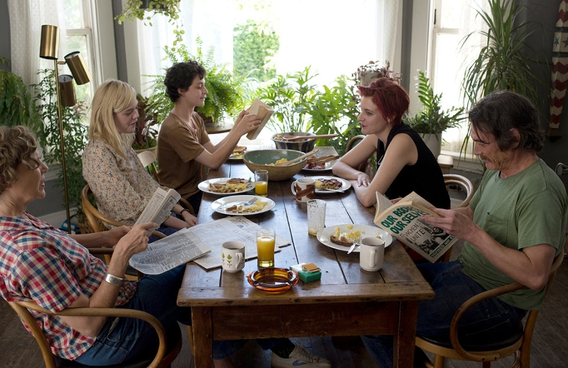 All Mtglieder am WG-Tisch, 20th Century Women
