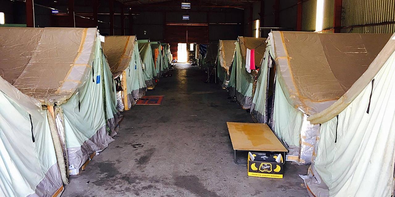 Derveni Camp