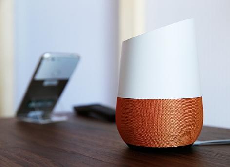 Googles Home Lautsprecher