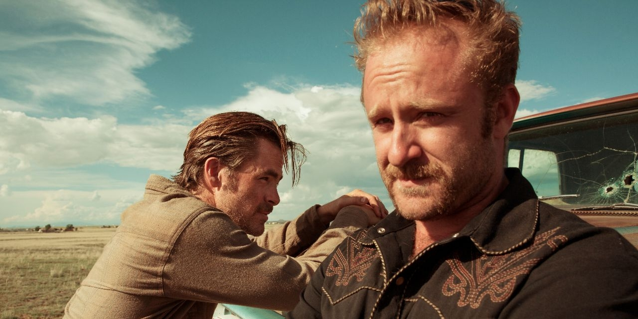 Chris Pine und Ben Foster in Hell or High Water