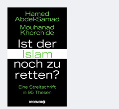 "Buchcover ""Ist der Islam noch zu retten?"""