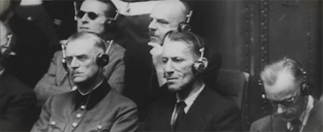 Anklage Massenmord Der Nürnberger Prozess