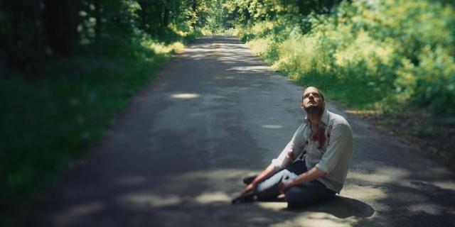 """Szene aus der Serie """"The Break"""": Polizist Yoann Peeters ist am Ende seiner Ermittlung - und seiner Kräfte."""