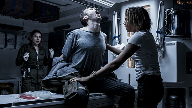 "Szenebild aus ""Alien: Covenant"""