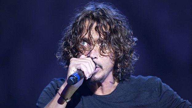 Chris Cornell auf der Bühne