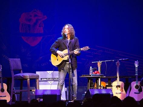 Soundgarden-Sänger Chris Cornell