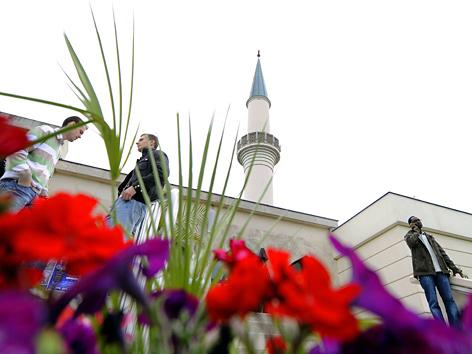 Moschee in Wien-Floridsdorf