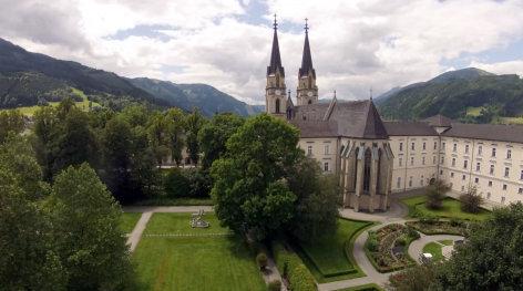 Heimat der Klöster  Stift Admont