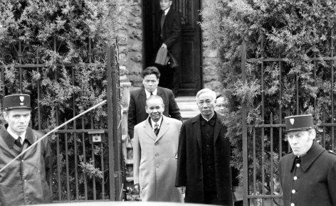 Vietnam - Kissingers geheime Verhandlungen    Originaltitel: Guerre du Viêtnam Au Coeur des Négociations secrètes Documentaire