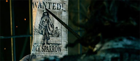 "Szene aus ""Pirates of the Caribbean: Salazars Rache"""