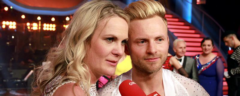 Niki und Willi nach dem Ausscheiden