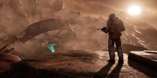 Spiel Farpoint Screenshots