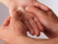 Akupressur-Behandlung