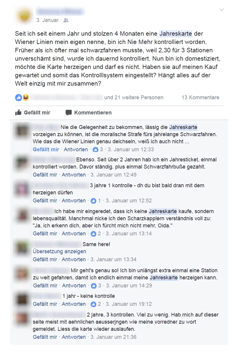 Facebook-Thread
